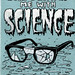 She Blinded Me with Science - a type zine: Cover by Iain Burke