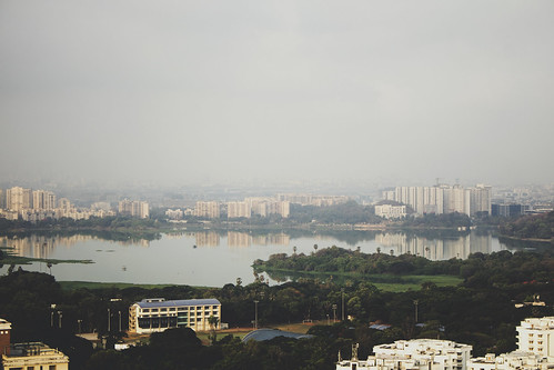 IIT Bomabay from Sameer Hill