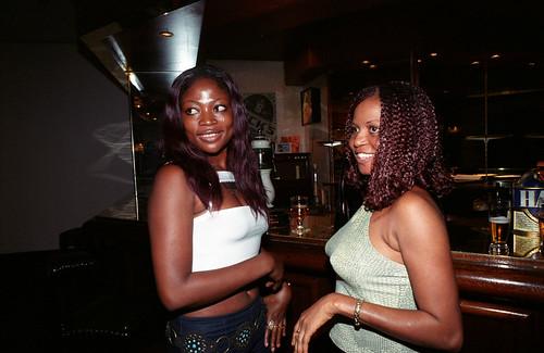 789 Beautiful Charming Nigerian Ladies Sheraton Lagos Hotel Nigeria Oct 29 2002   by photographer695