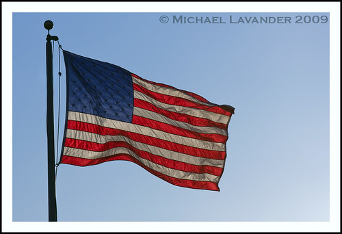 usa america sunrise michigan americanflag livonia morining 48150