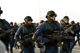 Saudi military parade   by Omar Chatriwala