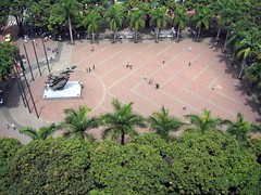 Plaza de Bolivar de Pereira
