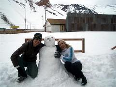 Snow - 19 - Matt Ruth Snowman (Large)