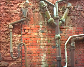 Brickwork and Plumbing | by bartmaguire