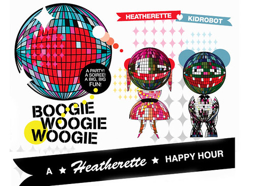 heatherette_kidrobot_party
