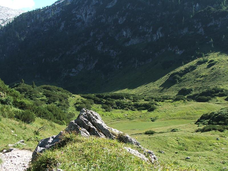 Alpenlandschaft Nr. 2