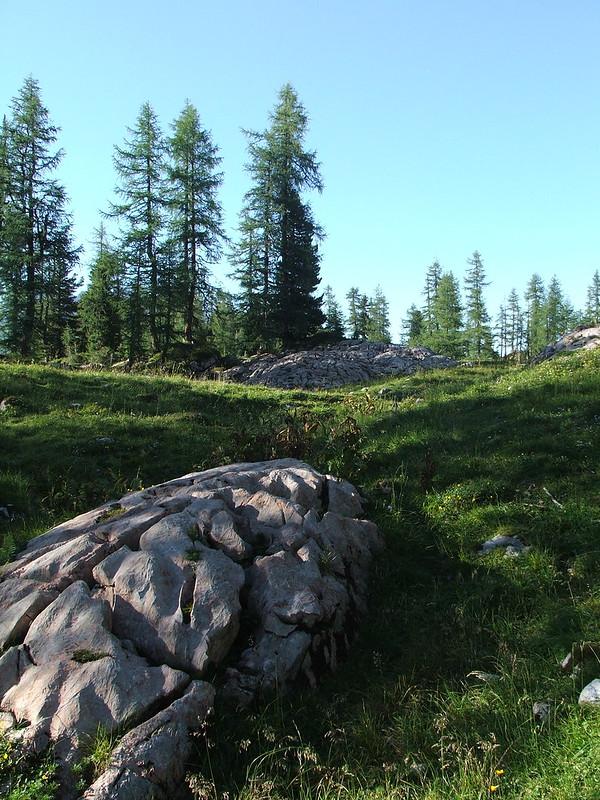 Alpenlandschaft Nr. 4