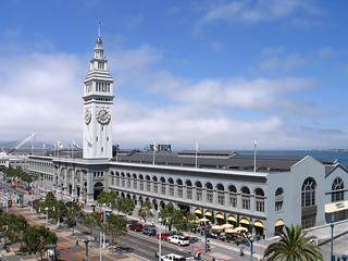 Ferry Building   by BruceTurner