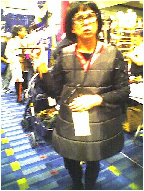 Edna Edna Costume Designer From The Incredibles She S Te Flickr