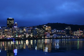 Wellington at dusk | by Sigs66