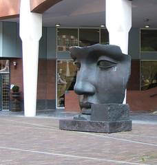 Muzenplein sculpture