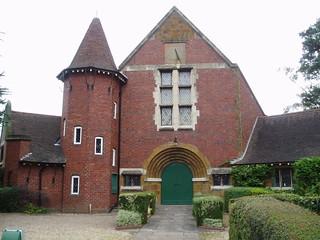 Friends Meeting House, Bournville, Birmingham | by stevecadman