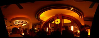 Panorama of the bar at the Blue Mill Tavern | by Brett L.
