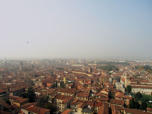Brescia from the Castle (2)