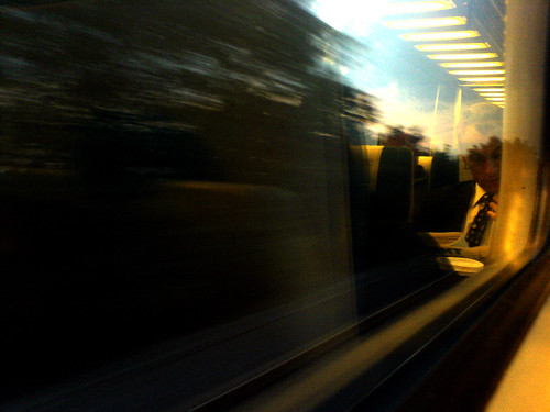 A train's life | by fabbio