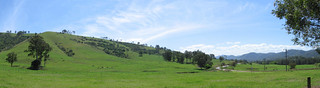 Long Flat Panorama-- Wamsley's Hill | by Beppie K