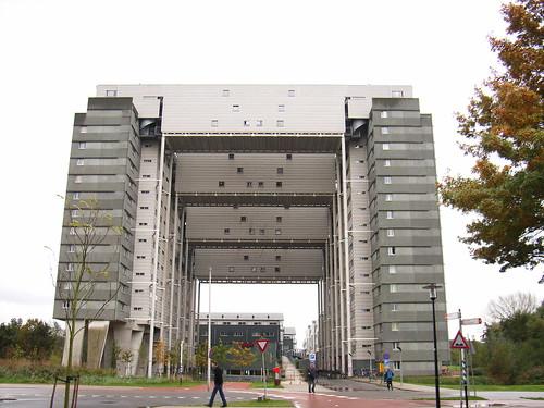 Halls of Residence - University of Utrecht