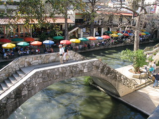 San Antonio River Walk, San Antonio, Texas | by Ken Lund