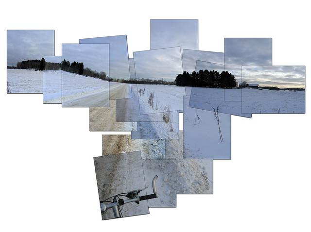 Winter Hockney II