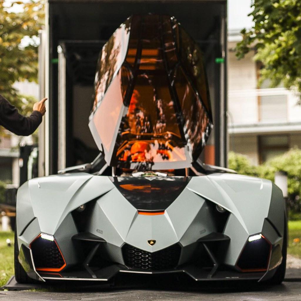 Car Cars Lambo Lambos Lamborghini Egoista Supercar Flickr