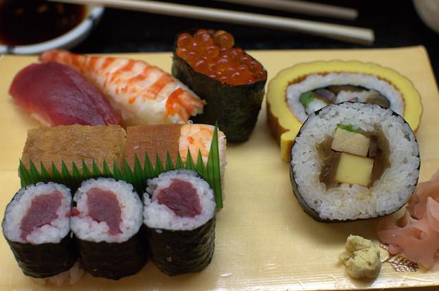 Sushi Nikishi Market