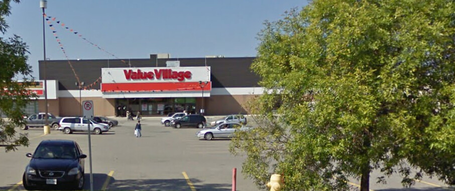 Former Canadian Tire Timmins, ON | Now a Value Village store… | Flickr