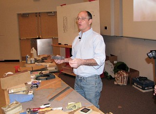 """""""Veneering and Joinery"""" Marc Adams February,2017 Newsletter"""