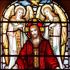 Christ in Majesty (Powell & Sons, 1912)