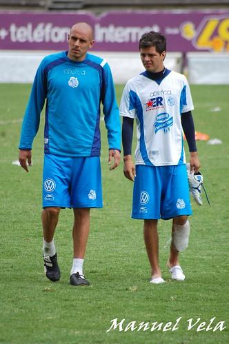 DSC_0077 Entrenamiento del equipo Puebla de la franja previo a su encuentro contra Indios de Cd. Juárez por LAE Manuel Vela