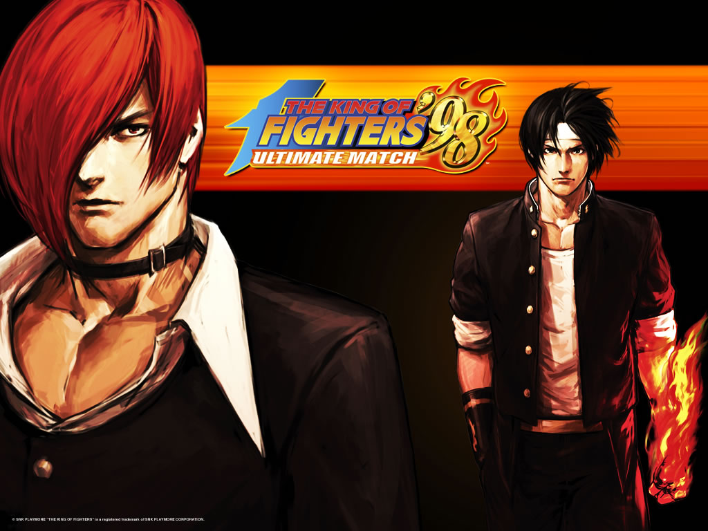 Kof 98 Ultimate Match Wallpaper 1024x768 We Got These Wal Flickr