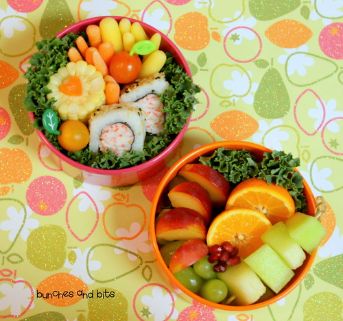 Trader Joes California Roll Bento