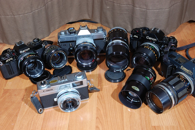 Canon collection