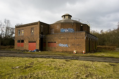 Hams Hall substation   by psychogeographer