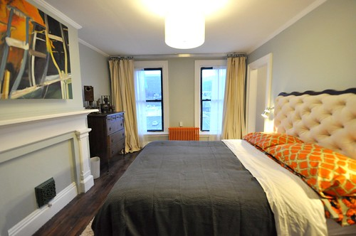 master bedroom north view | by brick city love