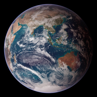 NASA Blue Marble 2007 East | by NASA Goddard Photo and Video