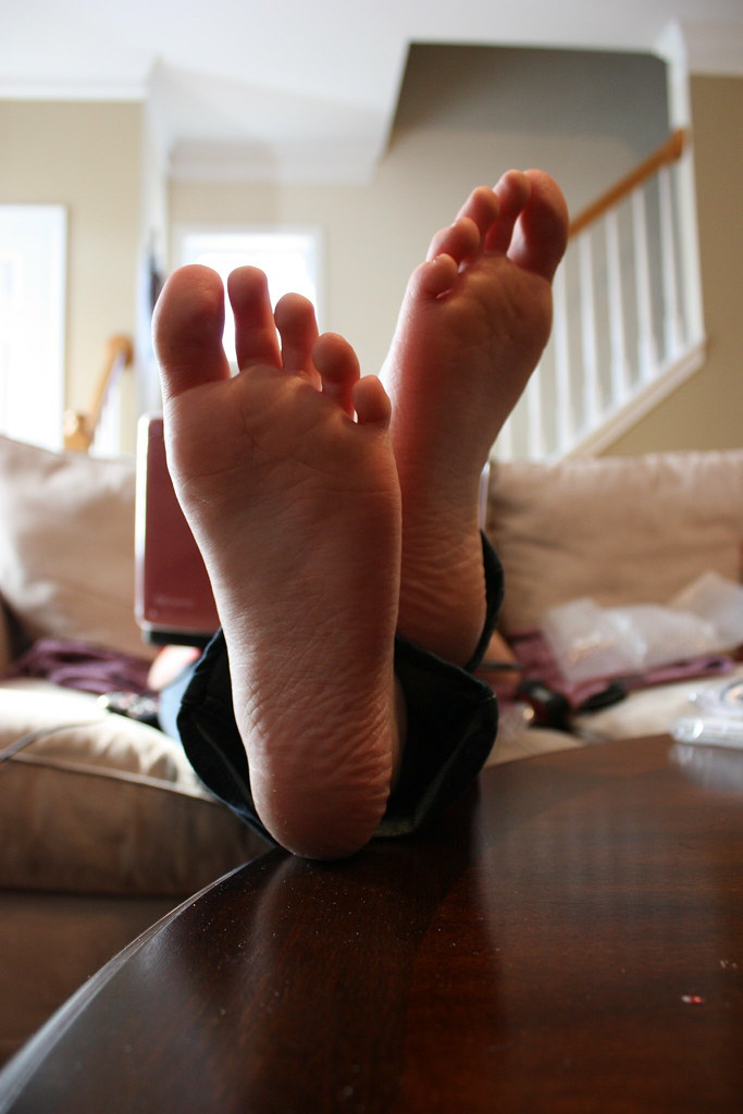 Sister Sexy Feet