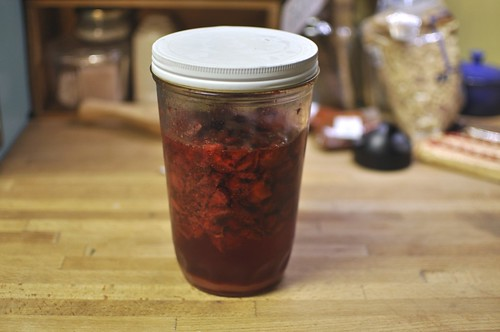after macerating | by Marisa | Food in Jars