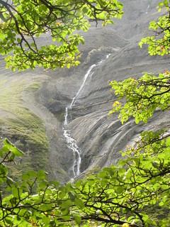 Cascada en PN Torres del Paine