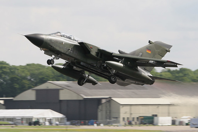 RIAT07 Luftwaffe Tornado