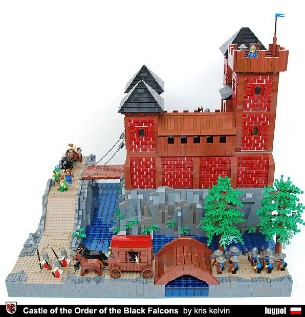 Castle of the Order of Black Falcons