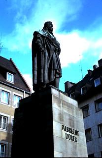Albrecht Durer in Nurnberg