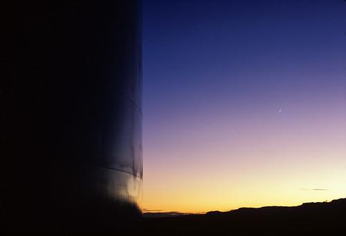 sunset utah kodachrome carboncounty