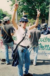 Thai Protests, May 1992, Bangkok