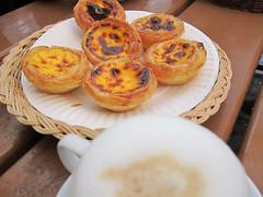 Pastéis de Nata at Margaret's Café e Nata | by kaige