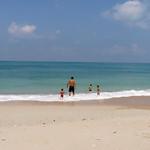 Koh Phangan Bottle Beach - Holiday 1st day コパンガン ボトルビーチ5