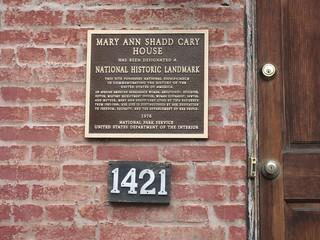 Mary Ann Shadd Cary House Audisseymedia Flickr