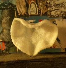 Prawn Cracker Heart - 5/365