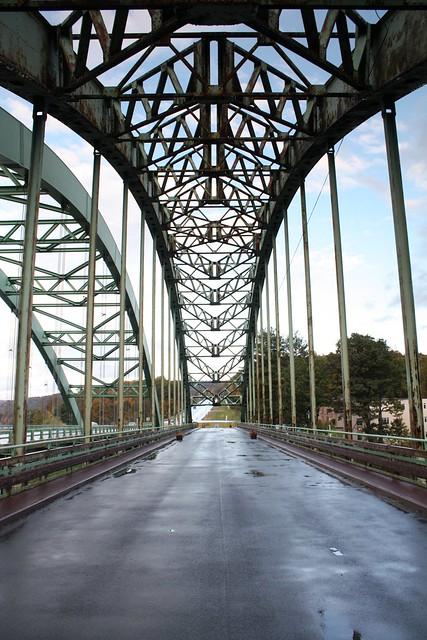 Chesterfield-Brattleboro Steel Arch Bridge (Windham County, Vermont - Cheshire County, New Hampshire)