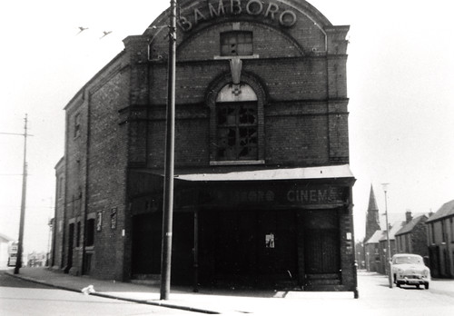 578635:Bamborough (Bamboro') cinema Union Road Byker Unknown c.1963 | by Newcastle Libraries