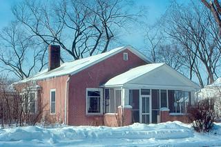 Prairie du Chien - Aunt Marguerite's House